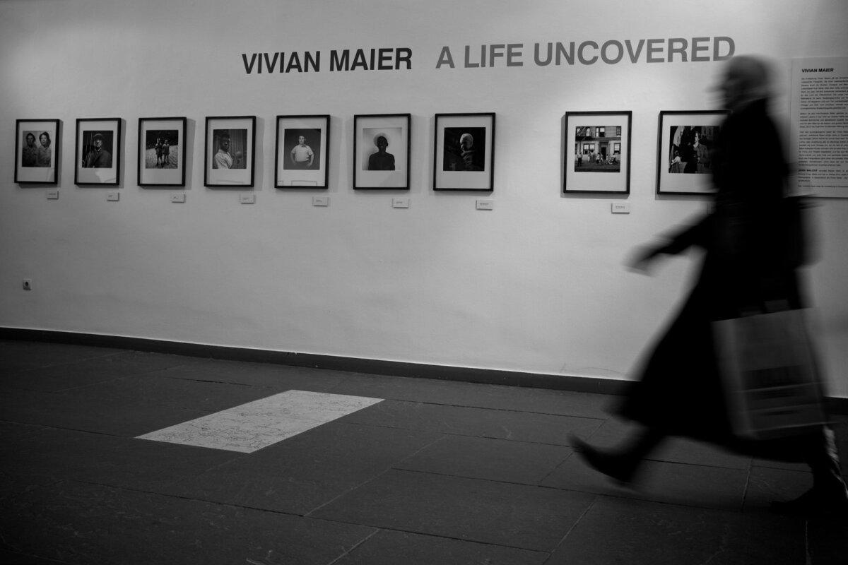 Vivian Maieri kollektsiooni on võimalik näha mitmetel praegu mööda maailma tiirutavatel näitustel.