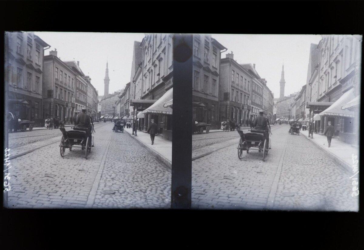 Parikas, Tallinna vaated, u 1910