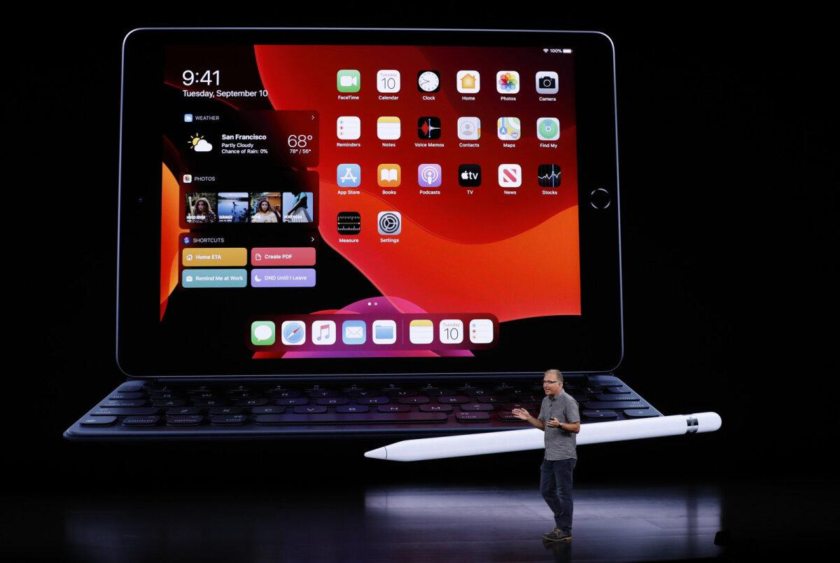 Uus Apple iPad