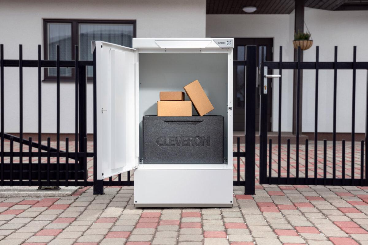 Cleveroni kodupakiautomaat