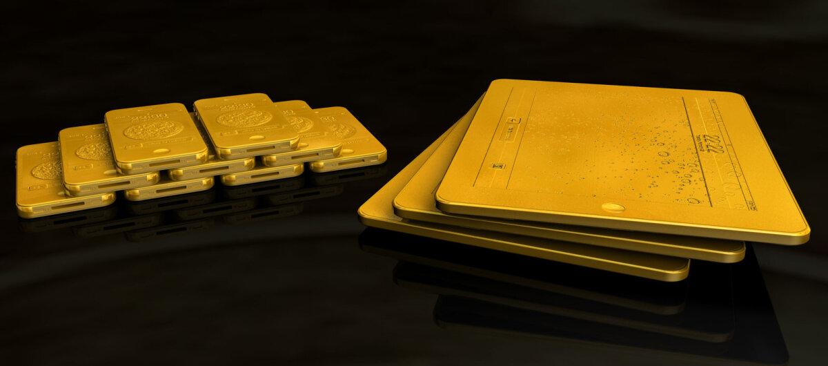 Kullast iPad
