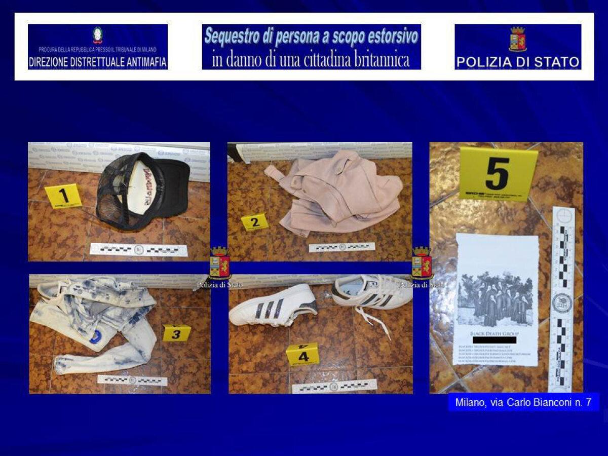 Aylingi asjad, mis Itaalia politsei majast leidis