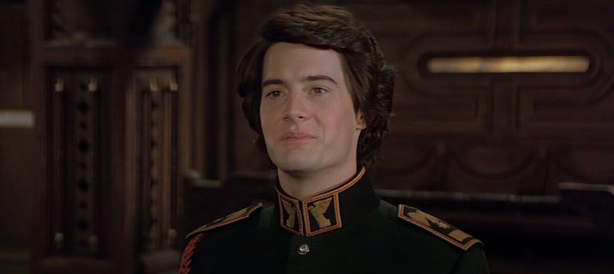 """Кадр из """"Дюны"""" 1984. Актер Кайл Маклахлан"""