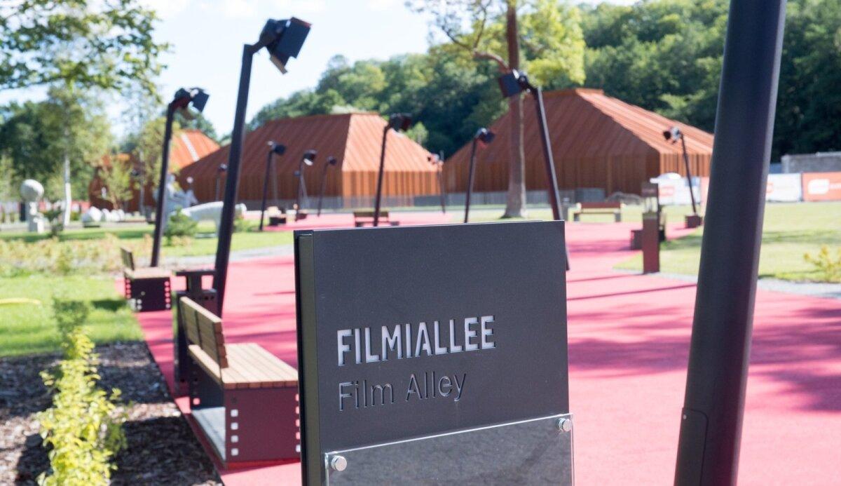 Eesti Filmimuuseumi filmiallee viib Eesti Hollywoodi
