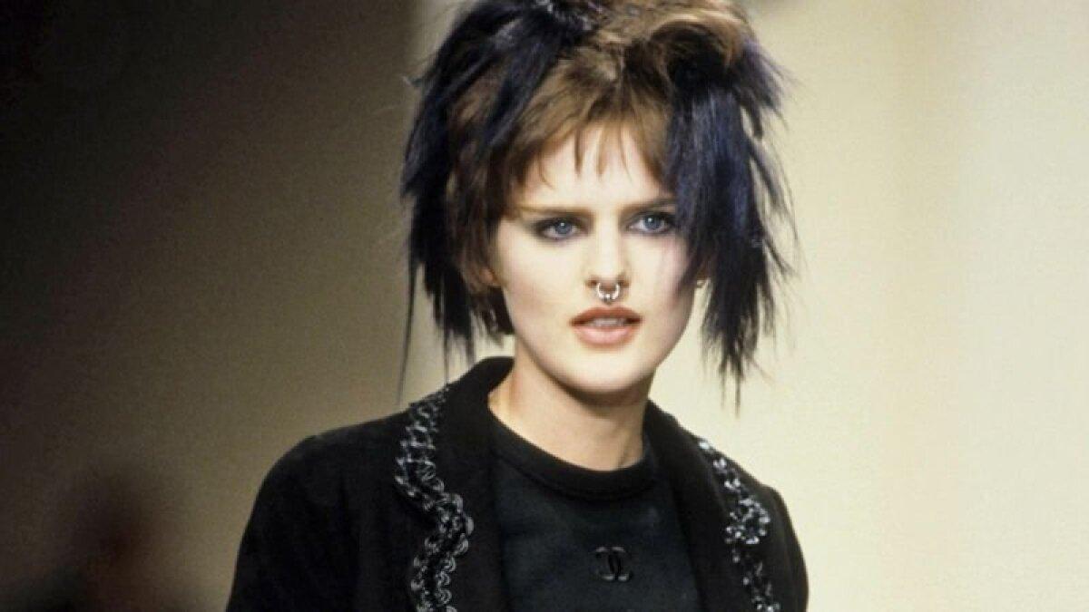 Теннант прославилась в 1990-х годах, попав на подиум вскоре после того, как ей исполнилось 20