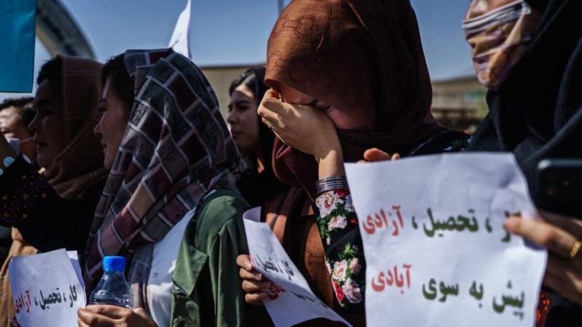 После прихода талибов к власти, в Афганистане сформировано правительство, состоящее только из мужчин