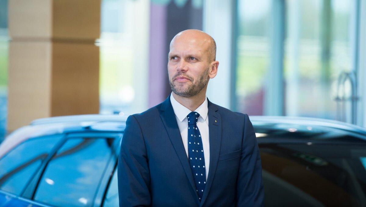 Inbanki autode finantseerimise äriüksuse juht ja juhatuse liige Margus Kastein