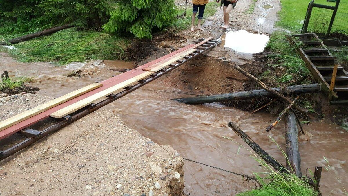 Üleujutus Kambjas