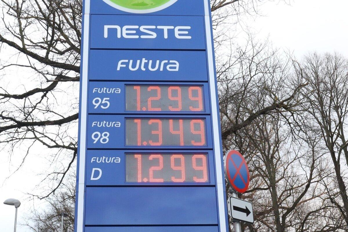Kütusehinnad Eestis