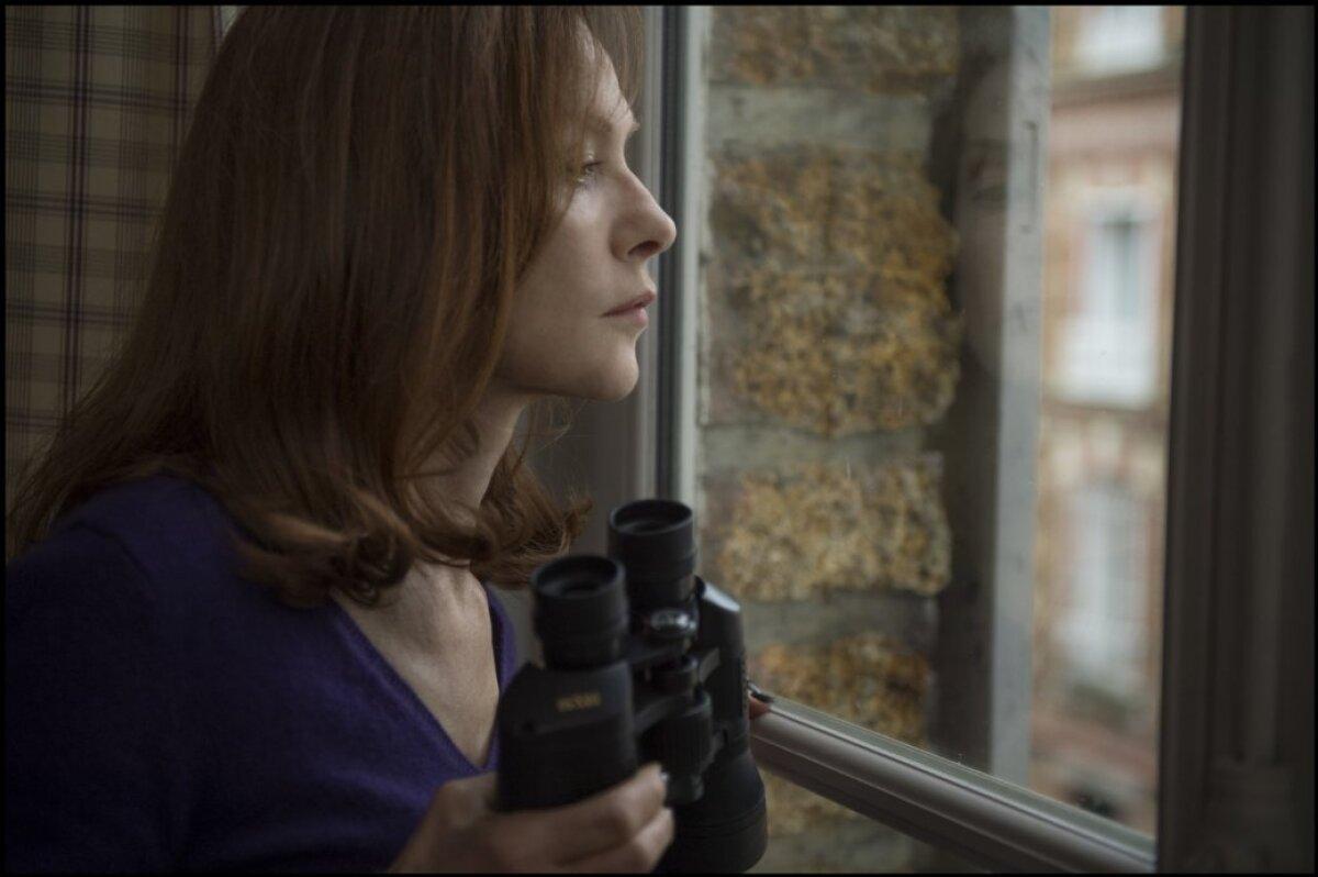 """Isabelle Huppert filmis """"Elle"""". (Foto: Forum Cinemas AS)"""