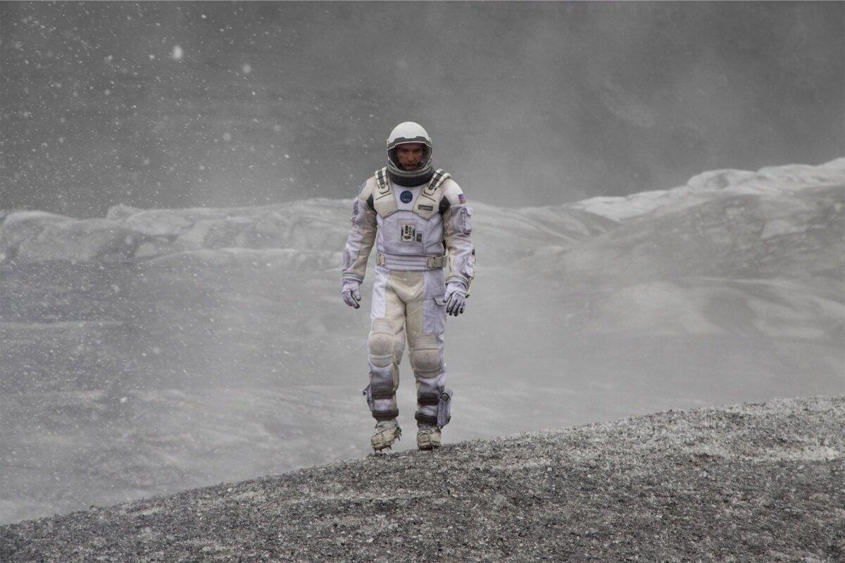 """""""Tähtedevaheline"""" (""""Interstellar"""", 2014)"""