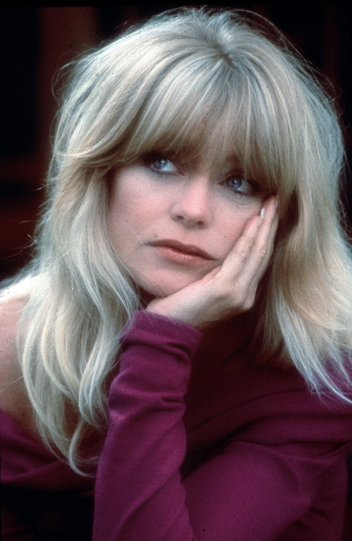 Goldie Hawn 1990. aastal