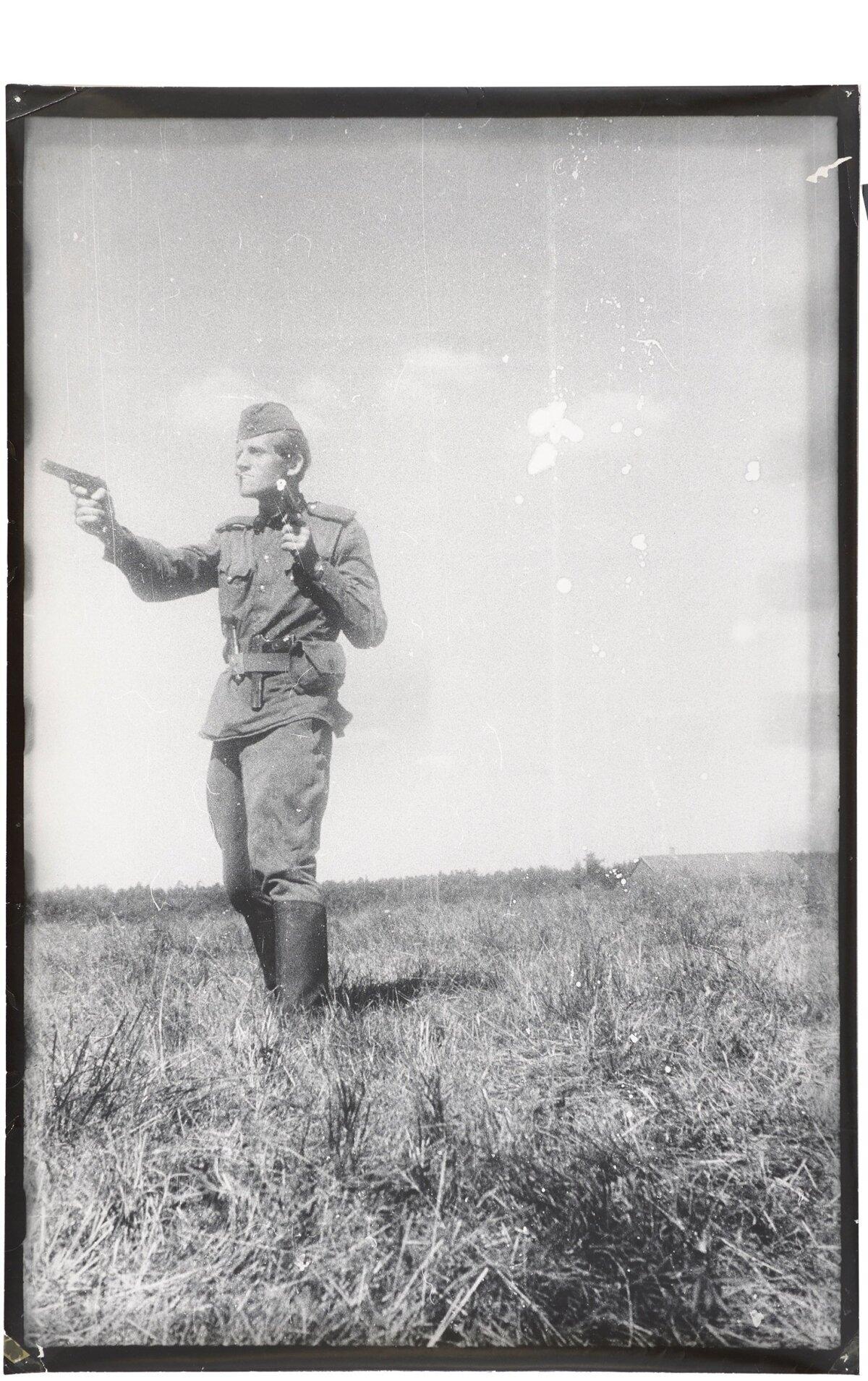 """""""Suvi 1955"""" (1993), Peeter Linnap"""