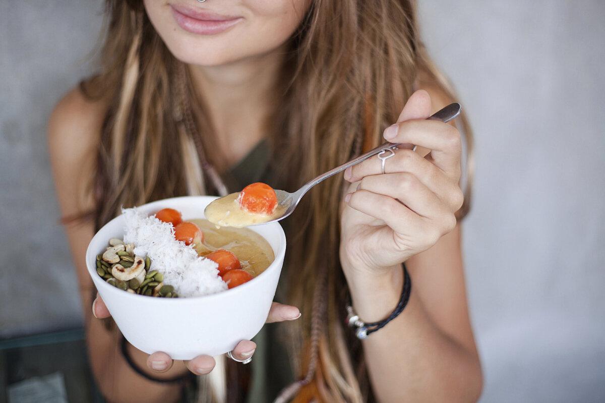 Väldi kiiret söömist ja mälu korralikult.
