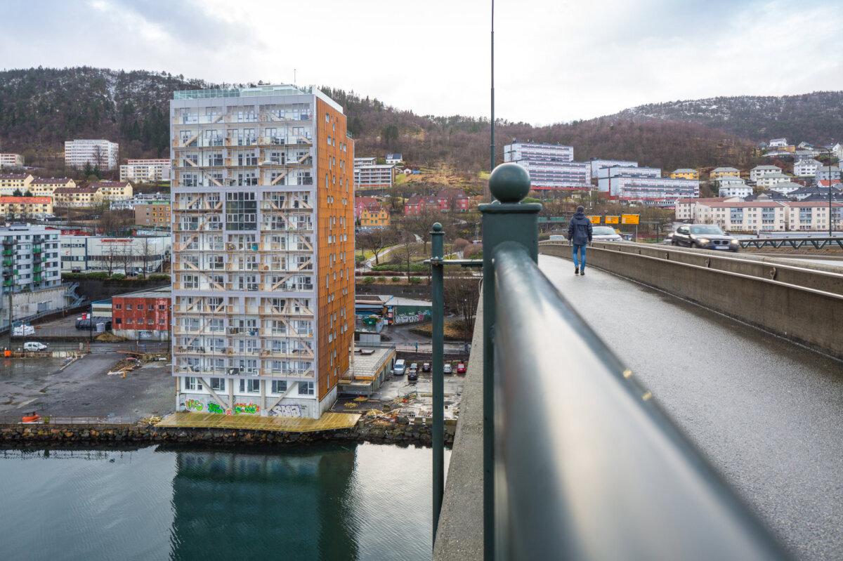 """""""Treet"""" projekti üks eesmärke oli näidata, et kandev puitkonstruktsioon võib ka industriaalses linnaehituses toimida ja sealjuures veel mõõdukate hoolduskuludega."""