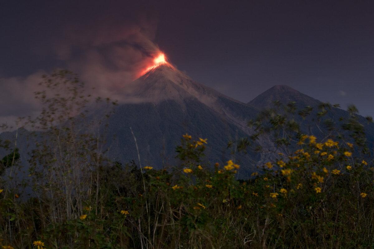 Üks vulkaanipurse võib globaalset temperatuuri aastaks-paariks viia pool kraadi allapoole.