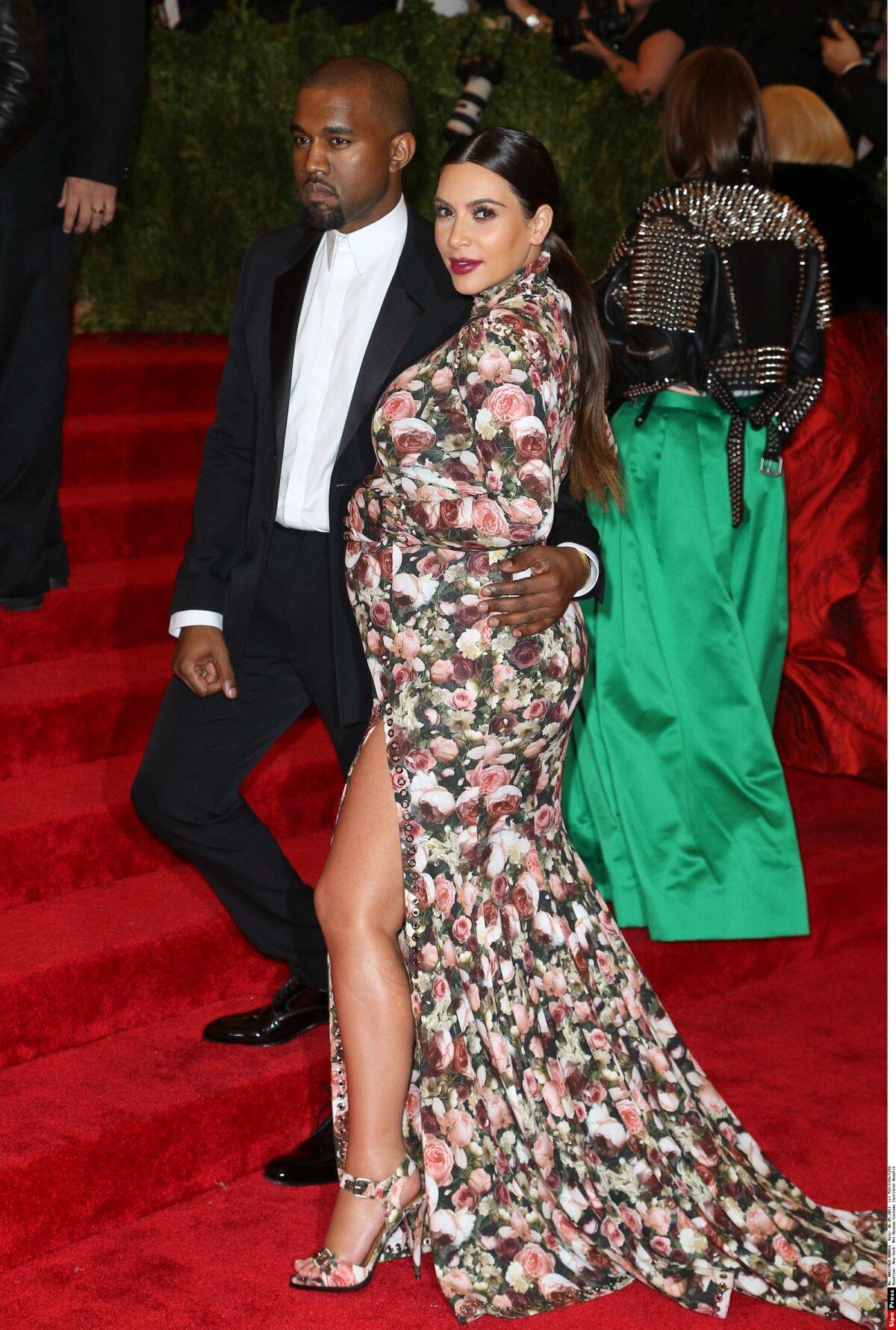 Kim Kardashian 2013. aasta Met Galal