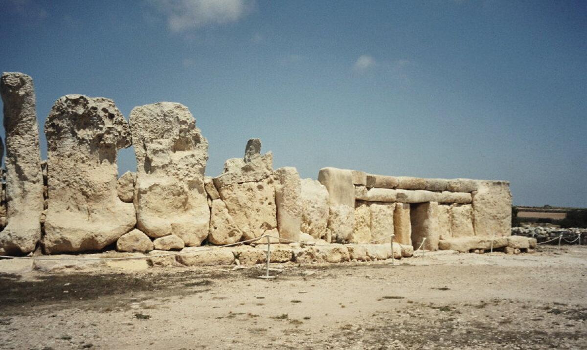 Hagar Qim'i templid ja Blue Grotto