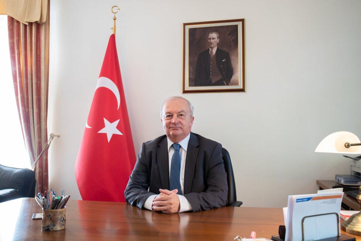 Посол Турции в Эстонии Сулейман Инан Озйылдыз