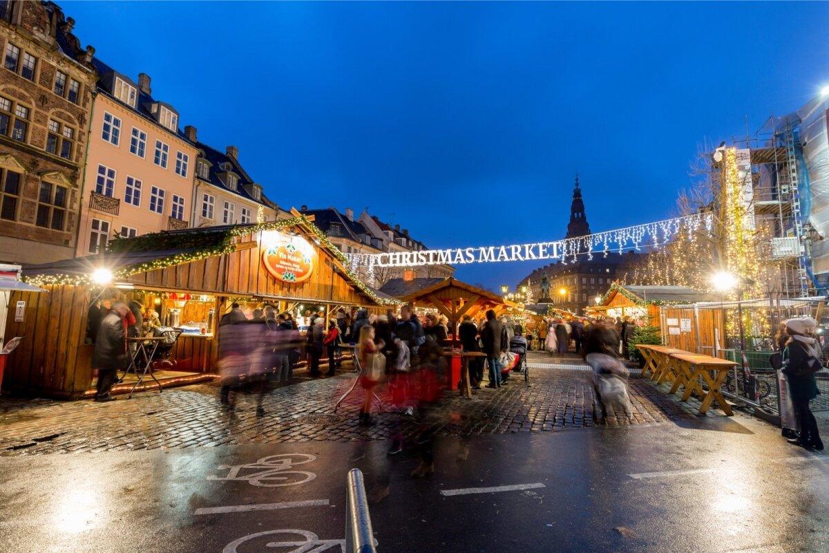 Kopenhaageni jõuluturg