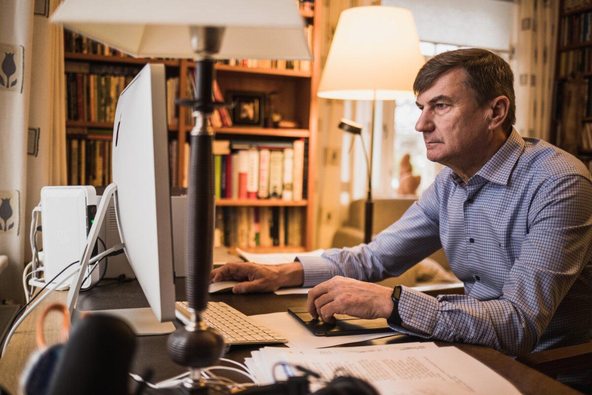 Euroopa Parlamendi liige Andrus Ansip