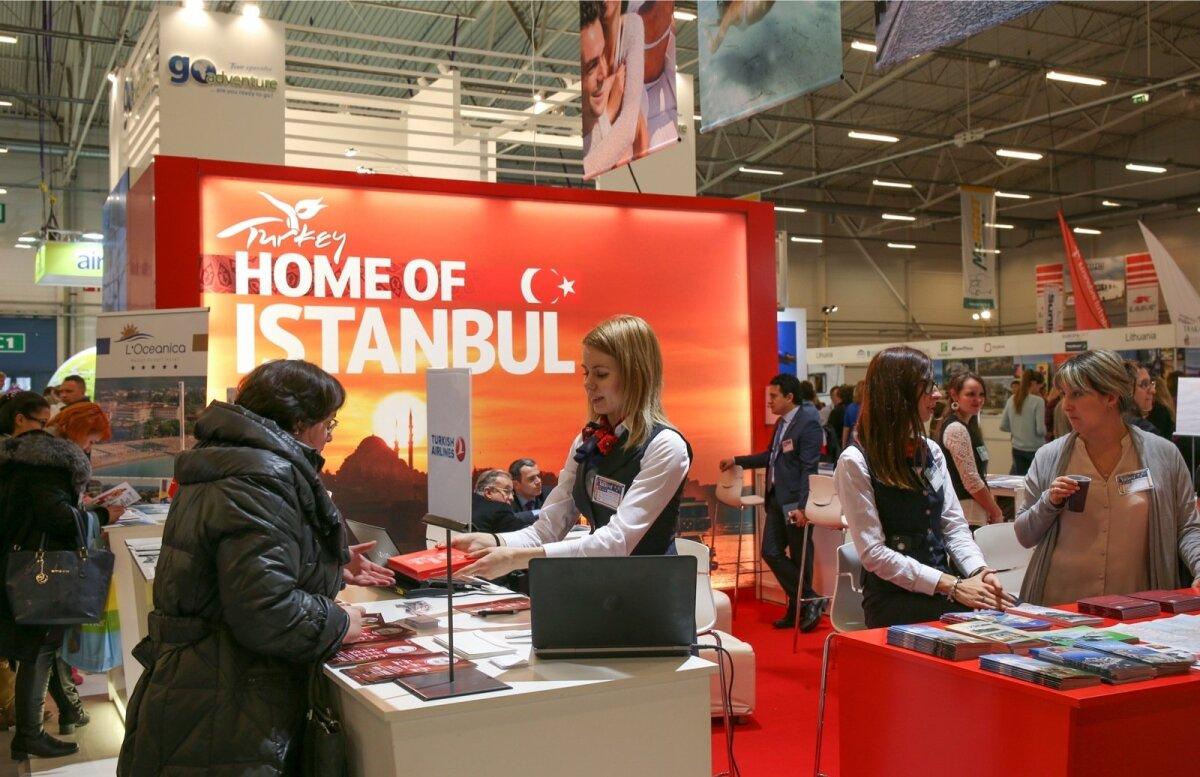 Türgi esinduses saab uurida nii linna- kui rannapuhkuse võimalusi