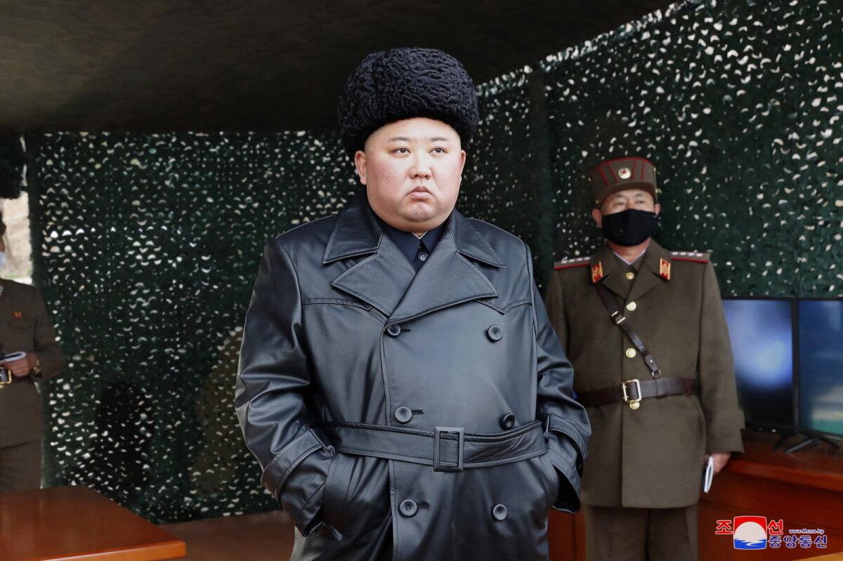 Enne tänast fotot polnud Kim Jong-uni nähtud avalikkuse ees 25. jaanuarist.