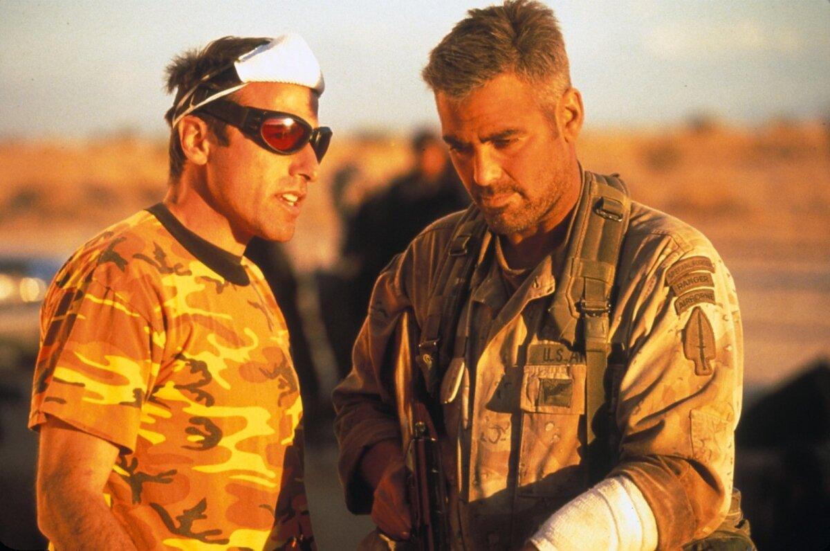 David O. Russel vs. George Clooney