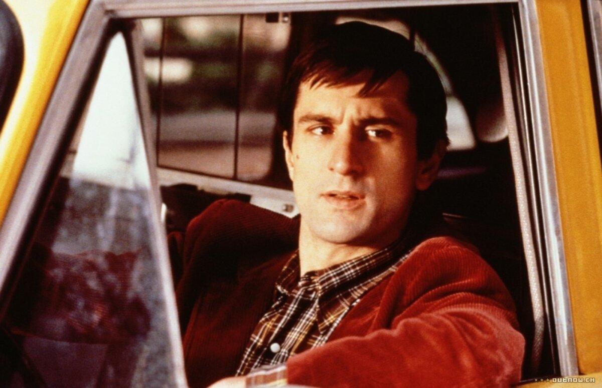 """Robert De Niro filmis """"Taksojuht"""""""