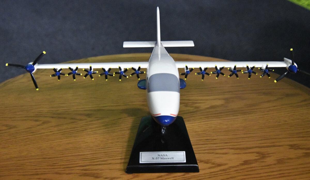 Viimases faasis peaks X-57 Maxwell välja nägema selline.