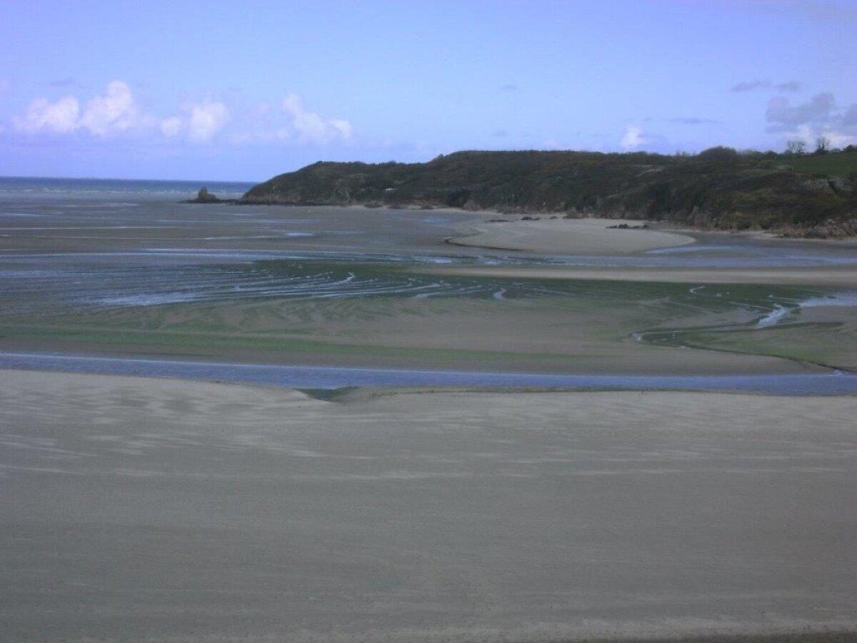 Muidu ilus rannik, aga mädanevatest vetikatest erituv gaas võib tappa sekunditega