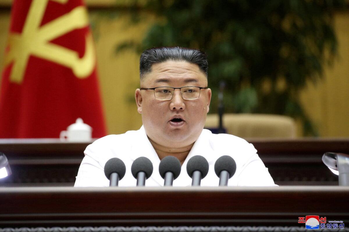 Kim Jong-un 9.04.2021