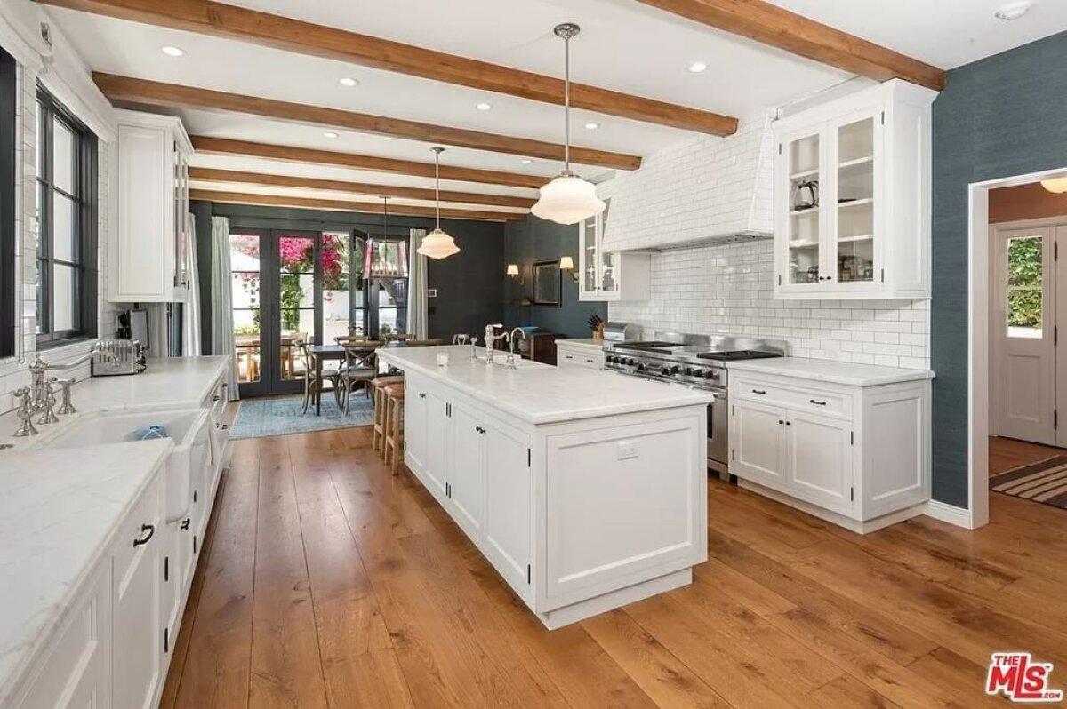 Todd Phillipsi maja köök.