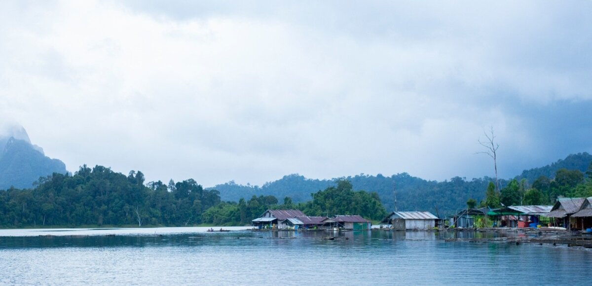 """Cheow Lani järv on praeguseks Khao Soki rahvuspargi nii igiomane osa on, et selleta ei kujutaks parki ettegi. Kuid selle rajamisel hukkus mitukümmend kalaliiki seisvas vees. Loomade """"ümberkolimisoperatsioon"""" oli samas üsnagi edukas ning tasapisi hakkas normaalne elu järvel taastuma. Ehkki Cheow Lani järve sünni kohta käivaid küsimusi üritavad kõik vältida. Lihtsalt nii piinlik on."""
