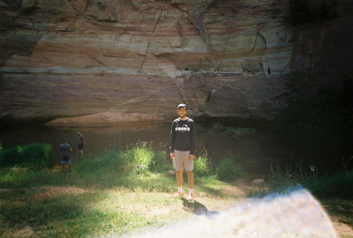 Скалы в Таэваскоя