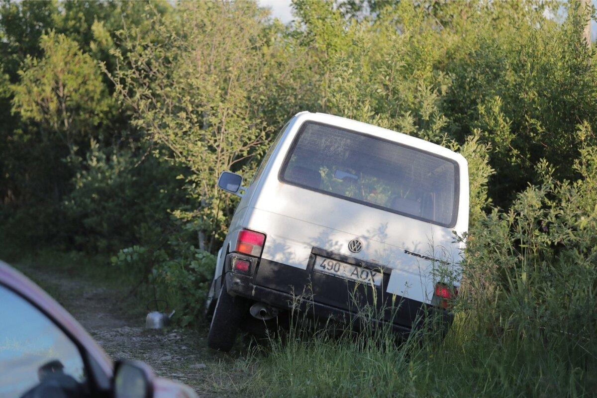 Liiklusõnnetus Paldiskis, hukkus kaubiku juht.