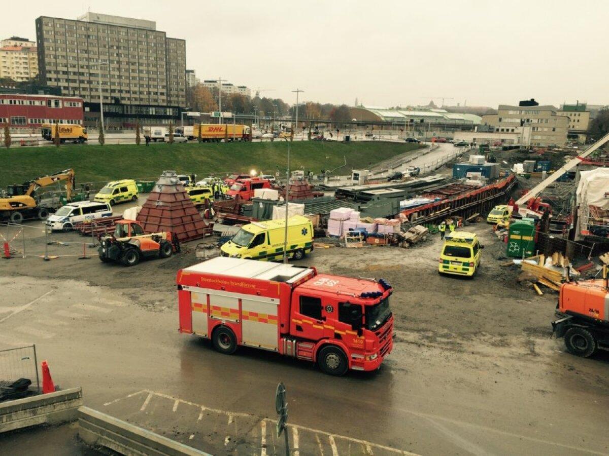 Õnnetus Stockholmis