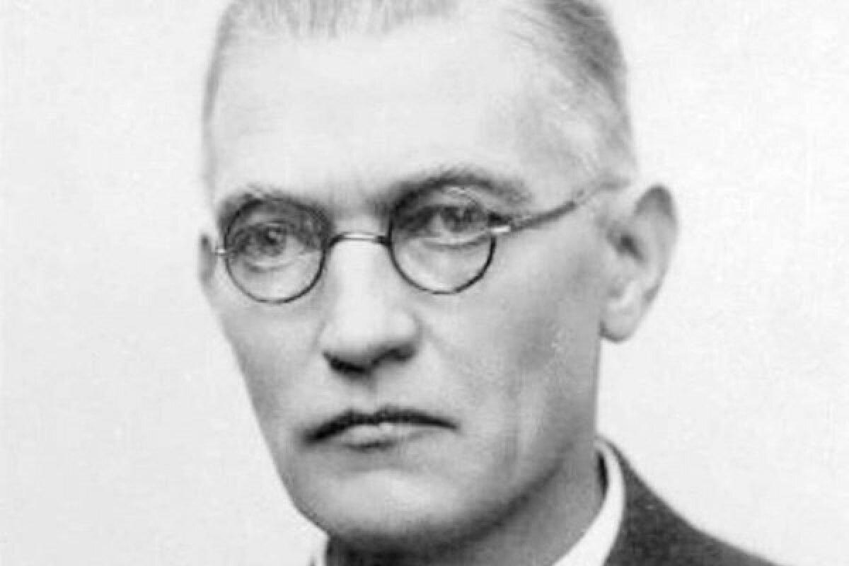 Tallinna linnapea 1919-1940 Anton Uesson
