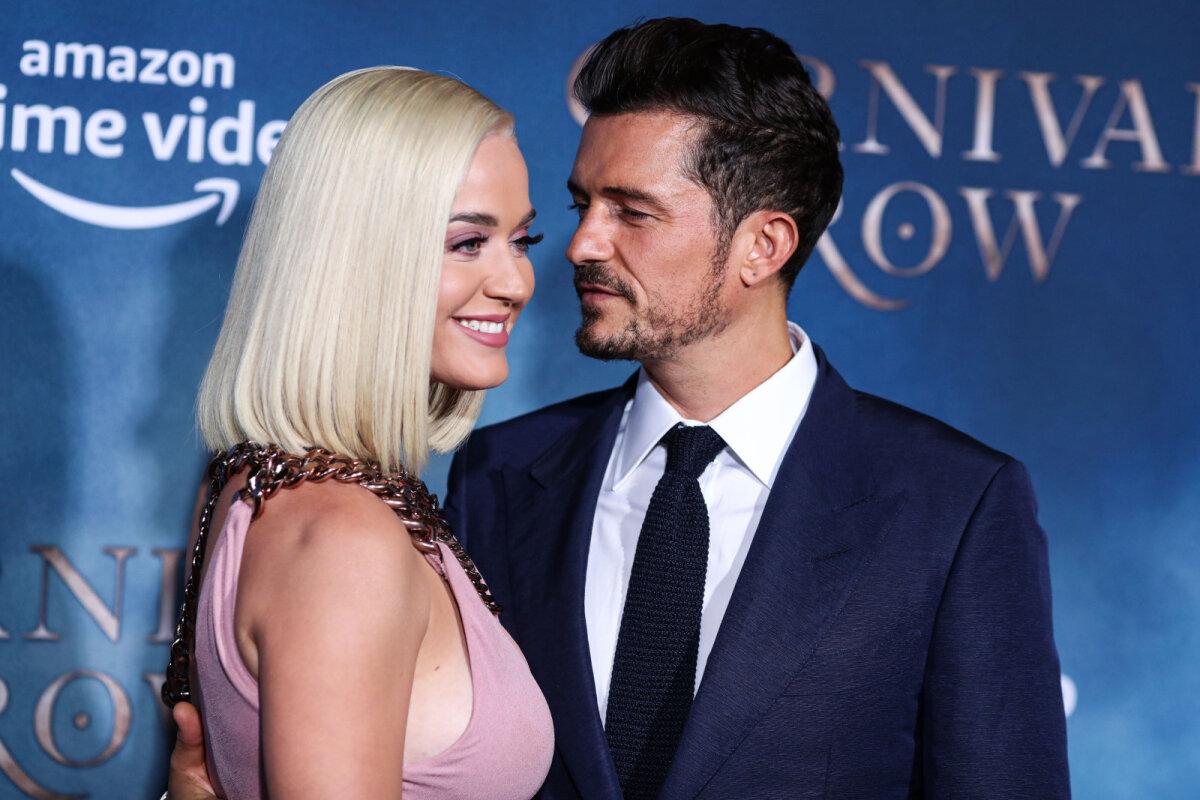 Orlando Bloom ja Katy Perry