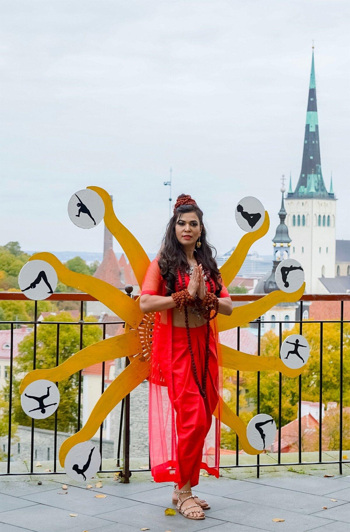 Dr Swapna Misra - Mrs. Classic Universe 2021 International (India)