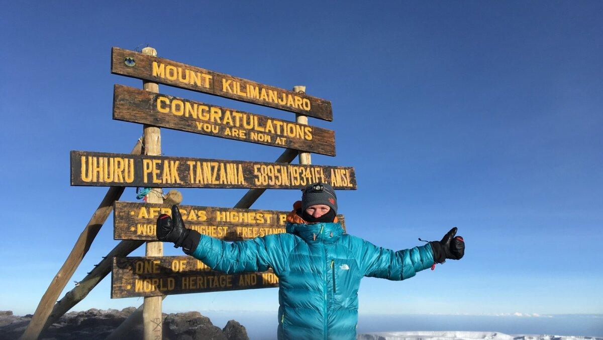 Kunnar Karu (Mount Kilimanjaro)