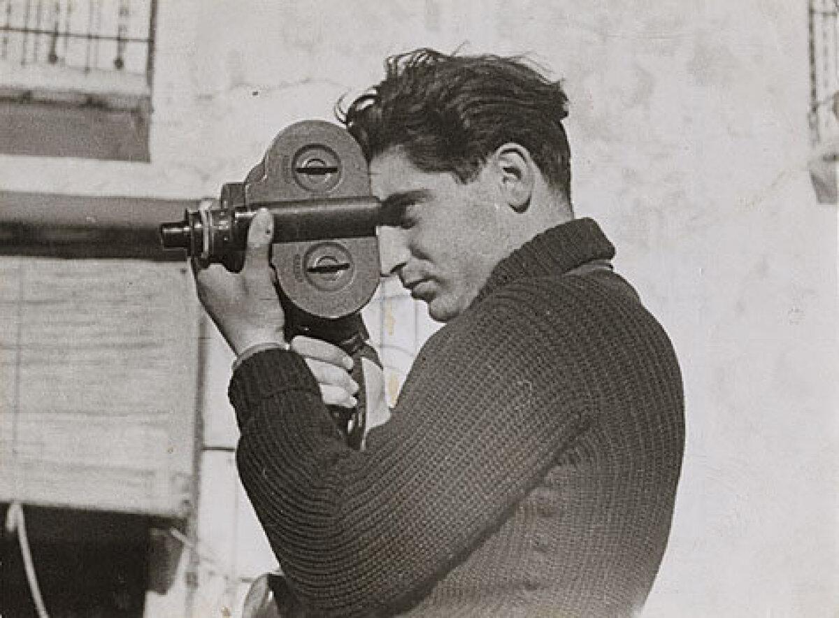 Robert Capa Hispaanias 1937. Foto: Gerda Taro