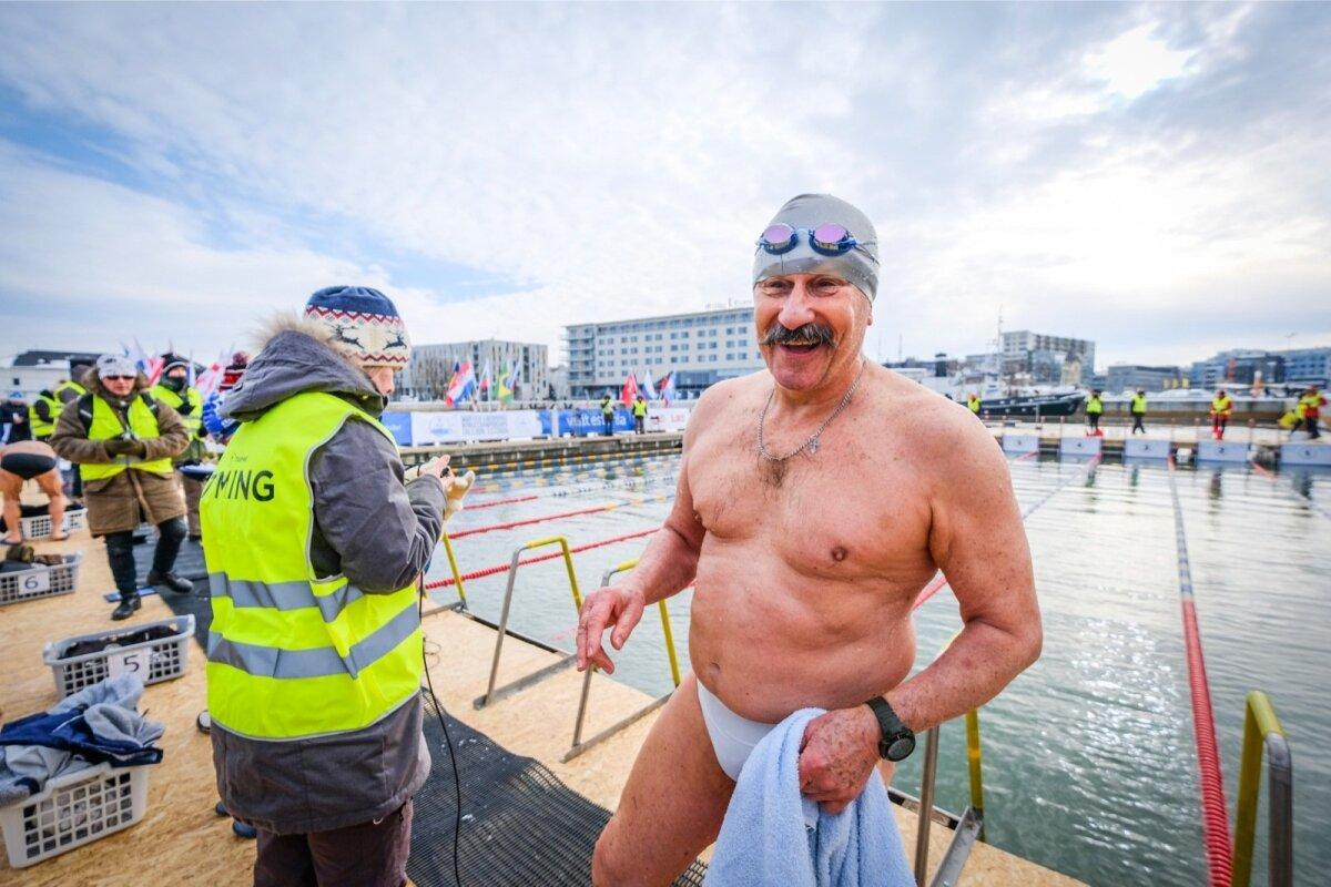 Tallinnas toimusid taliujumise maailmameistrivõistlused.