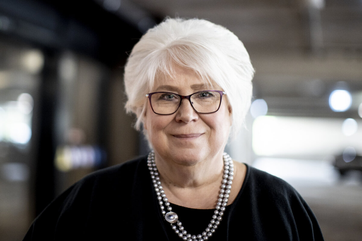 Euroopa Parlamendi saadik Marina Kaljurand