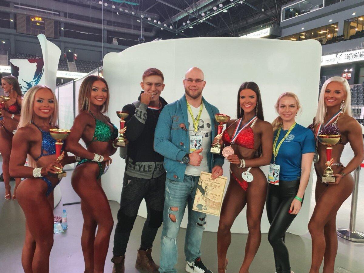 Eesti fitnessikoondis