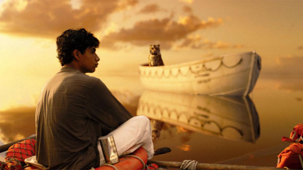 """Foto: filmist """"Life of Pi"""" (Fox 2000)"""