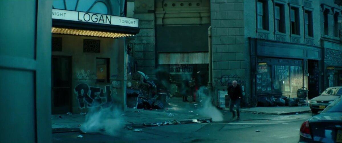 """Ilmselgelt läheb ka Deadpool """"Loganit"""" kinno vaatama."""
