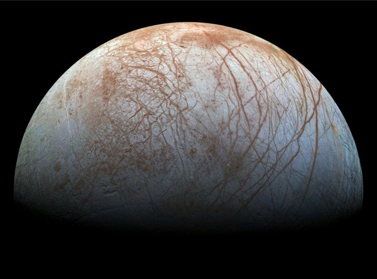 Jupiteri kuu Europa