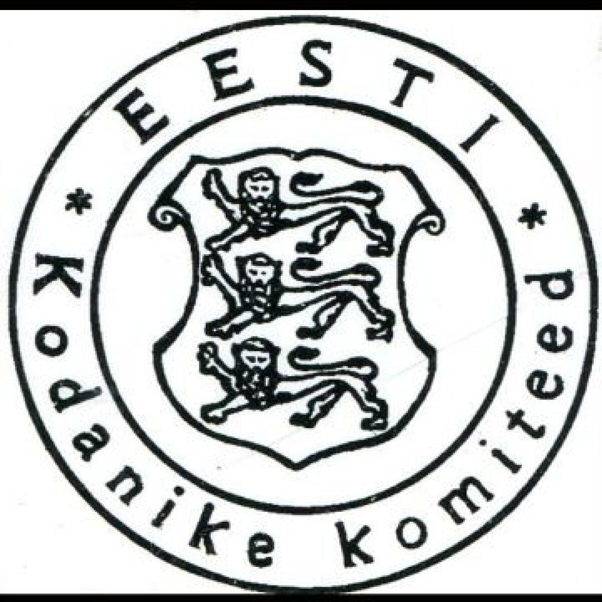 Eesti kodanike komiteede embleem.