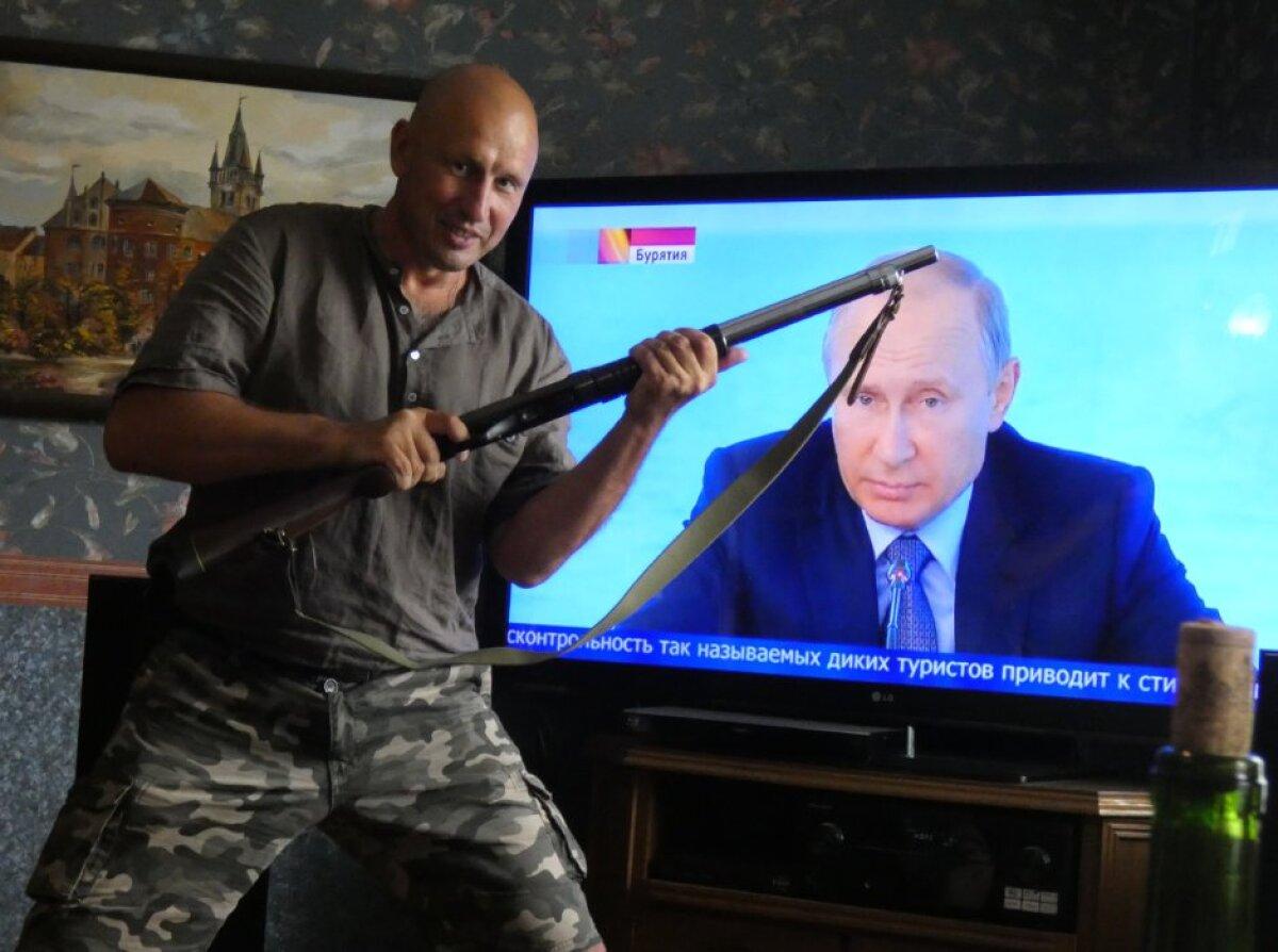 Sergei Kondrat ei hoia end sotsiaalmeedias tagasi.